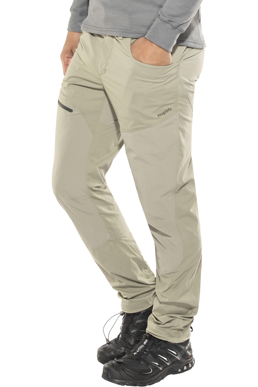 37143483a8 Haglöfs Lite Hybrid - Pantalones Hombre - beige